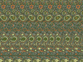 Mr. Saturn's Magic Eye by LitoNico