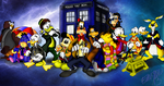 Disney Doctor Who updated by emisnowake