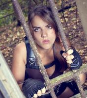 Lara Croft TR Underworld by LiliDin
