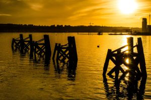 Cardiff Bay_iv by Horroromance