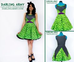Perfect Cell Cosplay Dress Dragonball Z by DarlingArmy