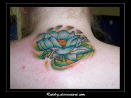Blue Lotus by ritch-g