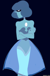 blue pearl by eneicocasey