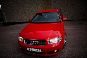 Audi 1 by denil