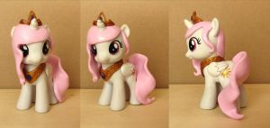 Filly Celestia custom by atelok