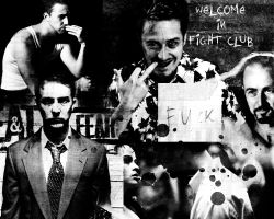 Fight Club by Lily-Lou