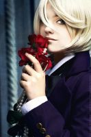 Alois Trancy - V by DenikaKiomi