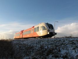 spurt 238 through the first snow by damenster