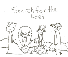Search for the Lost :Cover: by IceHeartTheWarrior
