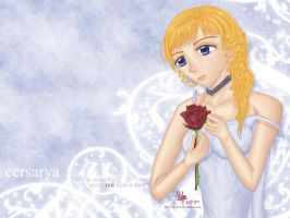 Princess Cersarya by ryverie