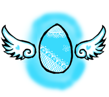 Angel Egg Auction by imadrinkyersoda