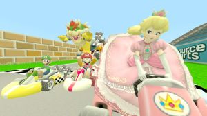 Peach Ultimate Weapon by DiscoSaeba