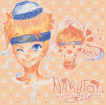 Naruto - Drawing Contest Entry. by JuliaBabygeek