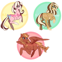 {MLP Adopt Sheet} Choose Your Starter! [CLOSED] by A-Someday-Dreamer