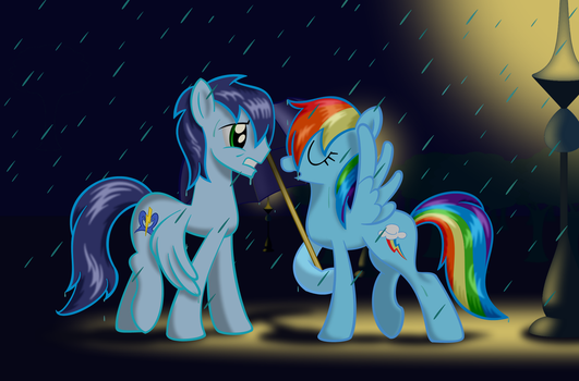 Don't Stand So Close To Me (Rain Edition) by Rebron-y