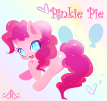 Pinkie Pie by AnzuAngel