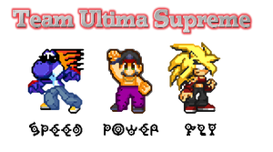 Team Ultima Supreme by TuffTony