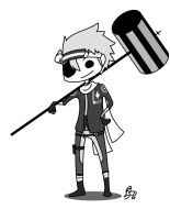 Lavi Redrawn by sushidragon