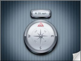 Compass Wind Direction by pigboat