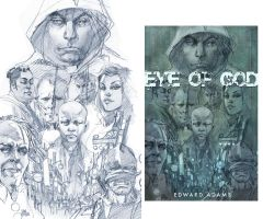 Eye of God in b_w by urban-barbarian