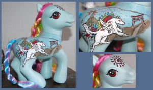 Okami Styling Pony by AdeCiroDesigns