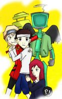 FLCL by mtowreck
