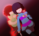 Undertale - Where It Belongs by CoolFireBird