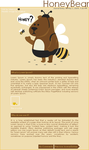 HoneyBear CSS -free- by Nekoori