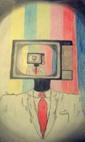 TV rules the nation by Reinaldo8000