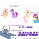 Iron Will Public Service Announcement by sparklepeep