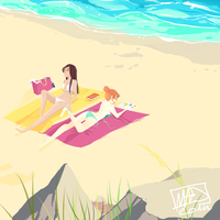 summer day by sekainokyuu