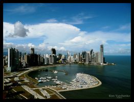 Panama City: II by Anphitrite