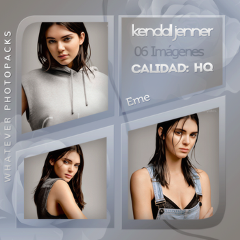 Photopack #135 // Kendall Jenner by lightsfadeout