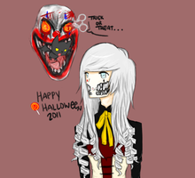 Happy Halloween 2011 by Admiral-Udon