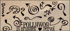 Polywog by PervoiBrushes