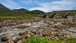 Stone Bridge at Sligachan on the Isle of Skye by pingallery