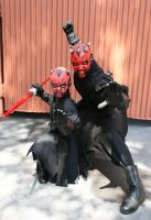 Maul to the 2nd Power by RubberDuckyTai