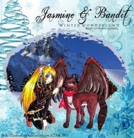 DGM Fanfic Jasmine and Bandit by Laiden-Cerise