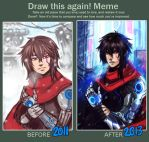 Before And After by Enijoi