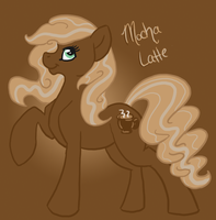 OC - Mocha Latte by ClutterCluster