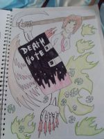 Deat Note by dracosear