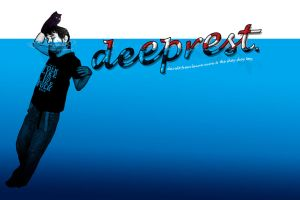 Deepwater Wallpaper by theshoyshoyboy