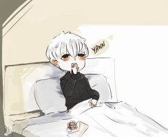 Tokyo Ghoul : Yawn by Rueby