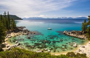 Lake Tahoe Nevada 140419-119 by MartinGollery