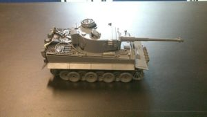 Tank Tiger by thorthebest