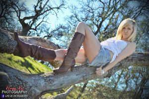 Climbing tress never looked so fun by KrazyKcPhotography