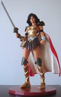 Donna Troy action figure by UltimeciaFFB