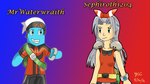 John and Dovi ORAS VS characters by YoshiGamerGirl