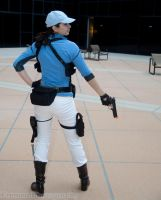 BSAA Jill Valentine Cosplay (Final Stand) by SapphireEagle