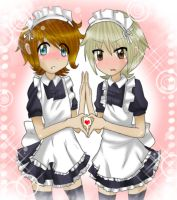 MAID SHOTAS by kyleLuver4